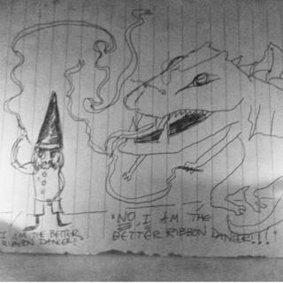 Dwarf vs Dragon Entry # 10