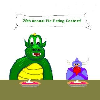 Dwarf vs Dragon Entry # 14