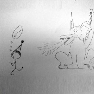 Dwarf vs Dragon Entry # 15