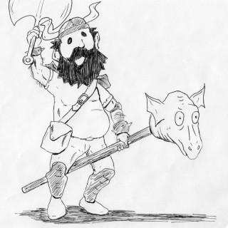 Dwarf vs Dragon Entry # 2