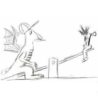 Dwarf vs Dragon Entry # 9