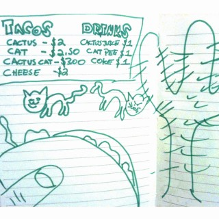 the Cactus Cat Entry # 18