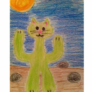 the Cactus Cat Entry # 4