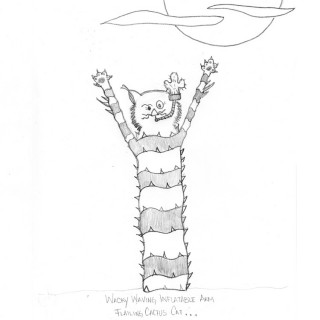 the Cactus Cat Entry # 6