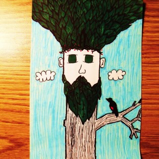 the Green Man Entry # 13