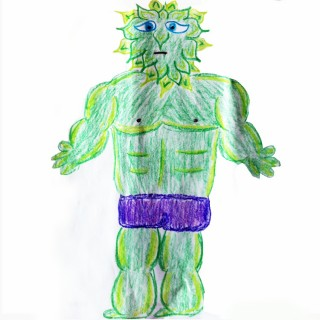 the Green Man Entry # 8
