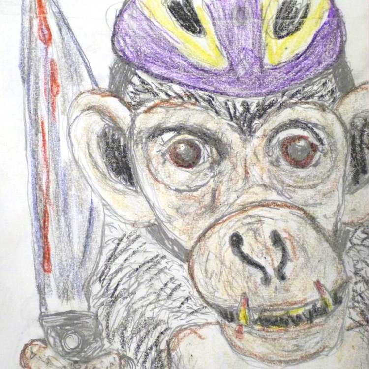 the Monkey Man Entry # 12