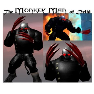 the Monkey Man Entry # 3