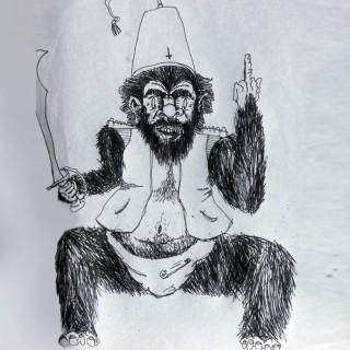 the Monkey Man Entry # 6