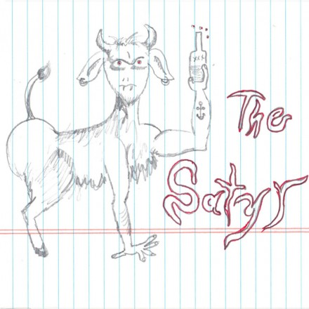 Mythical Beast Wars - the Satyr Entry # 1