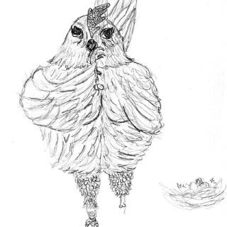 Chicken Foot Entry # 13