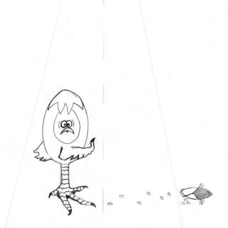Chicken Foot Entry # 16