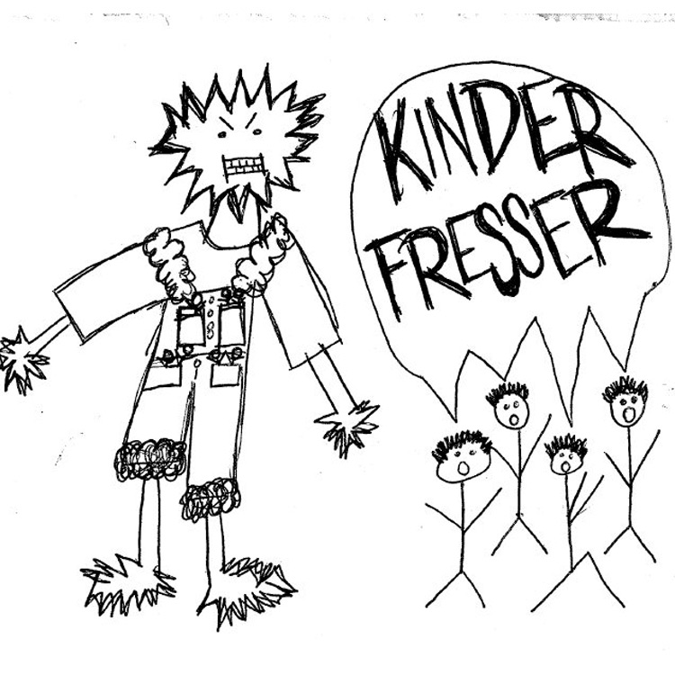 the Kinder Fresser Entry # 12