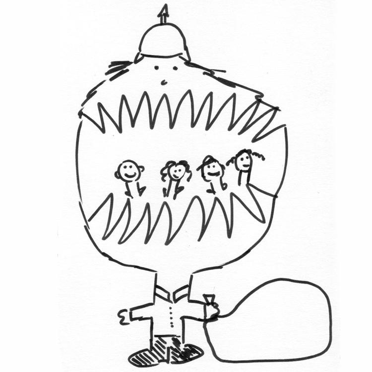 the Kinder Fresser Entry # 4