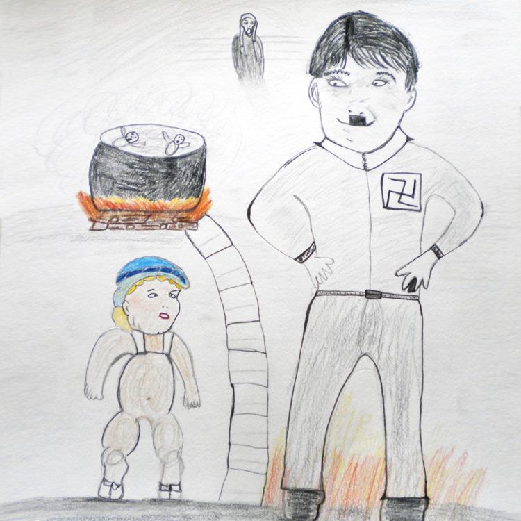 The Kinder Fresser Entry # 5