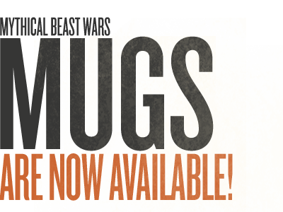 Mugs are now available!