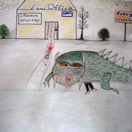 the Hodag Entry # 4
