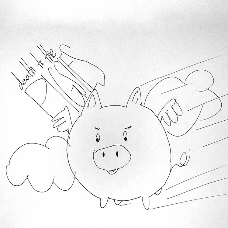 the Pigsie Entry # 4