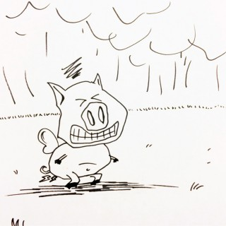 The Pigsie Entry # 8