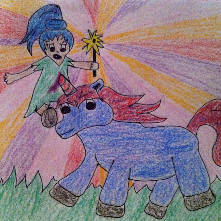 Fairy Vs Unicorn Entry # 1