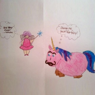 Fairy Vs Unicorn Entry # 4