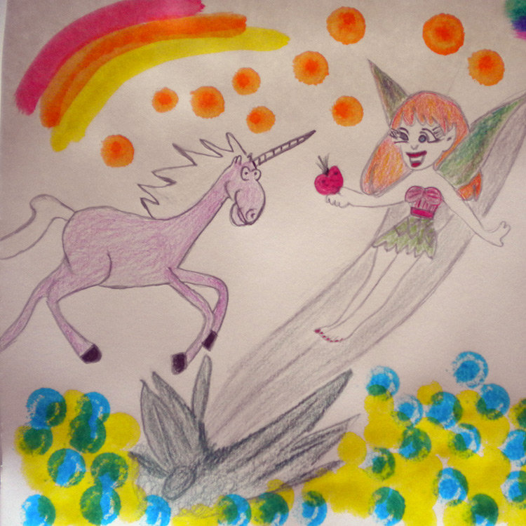 Fairy Vs Unicorn Entry # 6