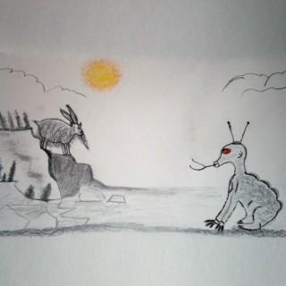 the Goat Sucker Entry # 4