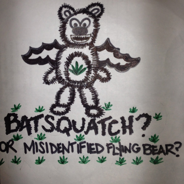 The Batsquatch Entry # 10