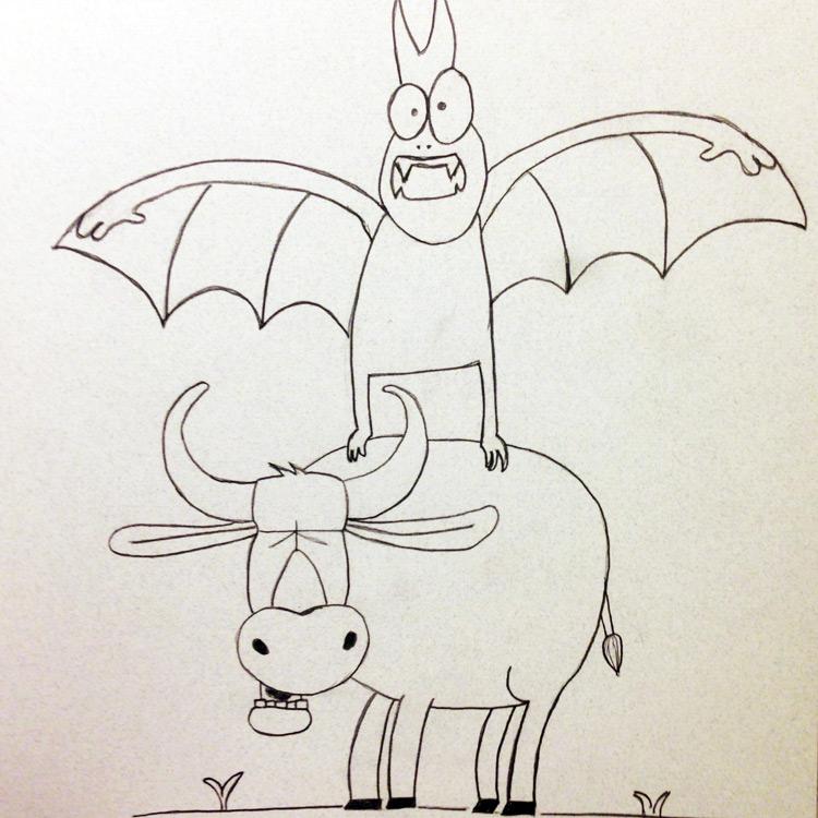 The Batsquatch Entry # 3