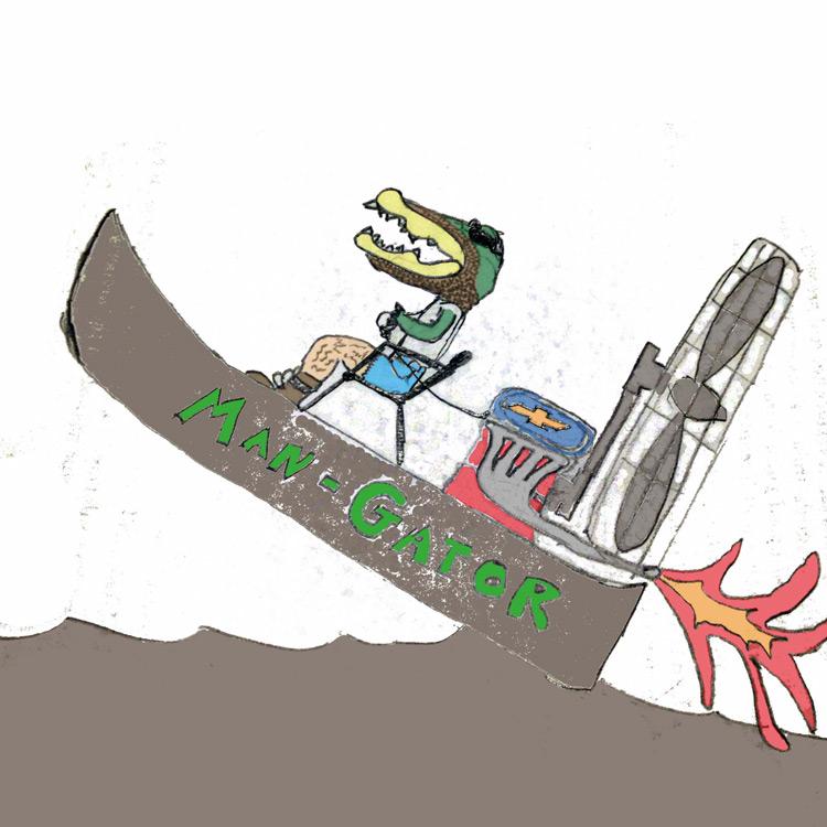 the Gatorman Entry # 11