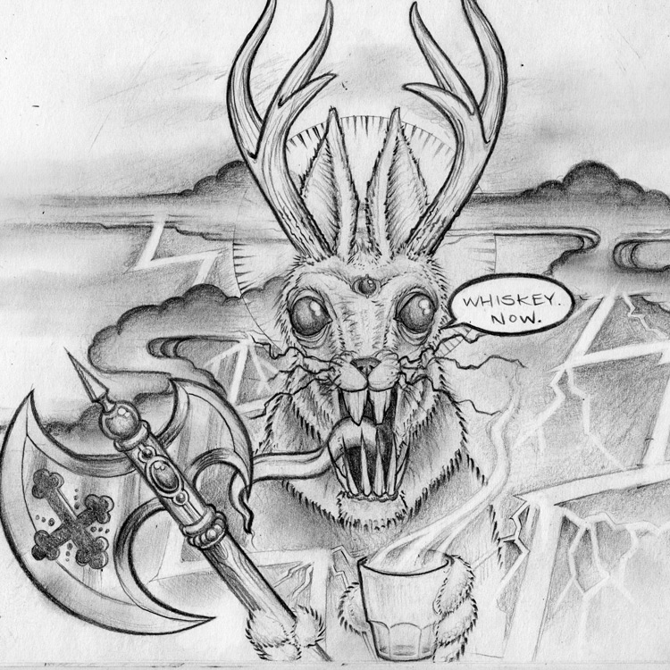 the Jackalope Entry # 16