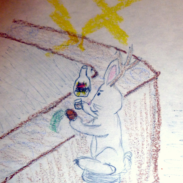the Jackalope Entry # 19