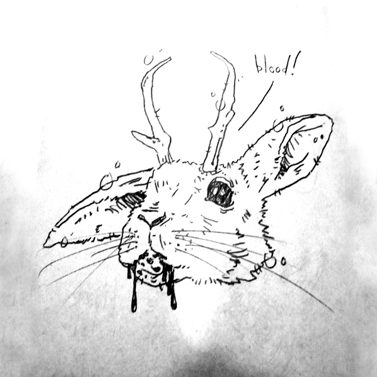 the Jackalope Entry # 3