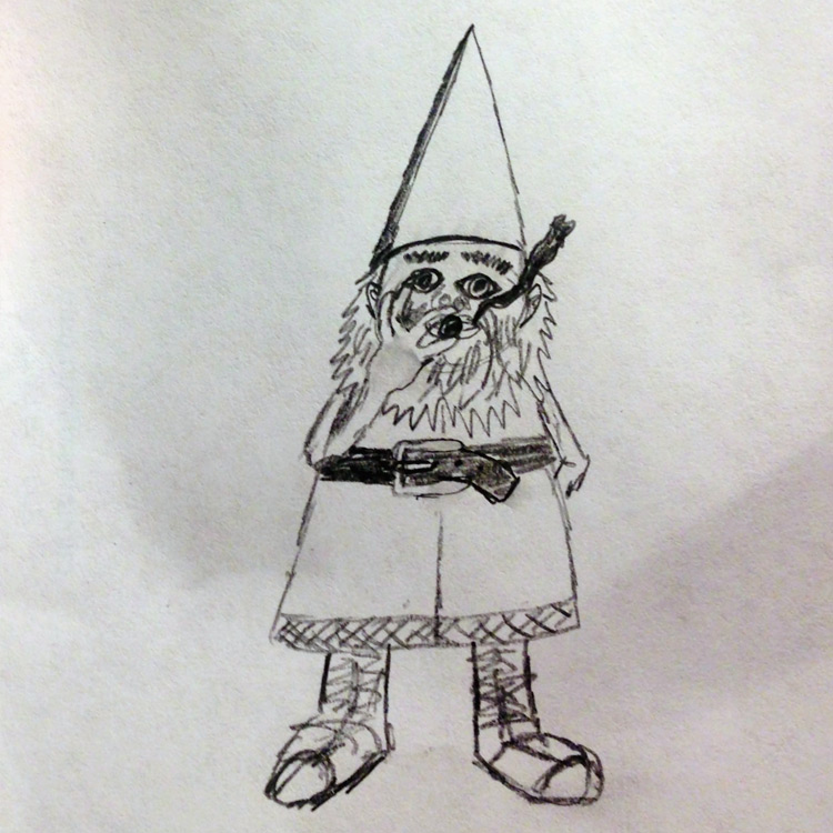 the Gnome Entry # 2