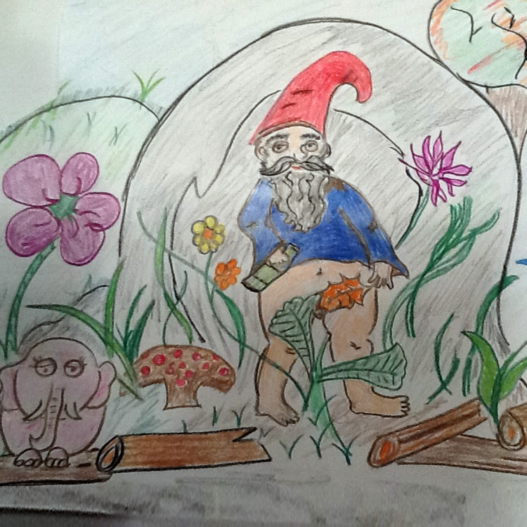 the Gnome Entry # 9