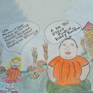 the Great Pumpkin Entry # 3