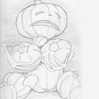 the Great Pumpkin Entry # 4