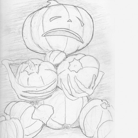 Mythical Beast Wars - the Great Pumpkin Entry # 4