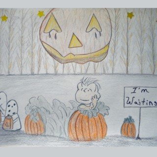 the Great Pumpkin Entry # 7
