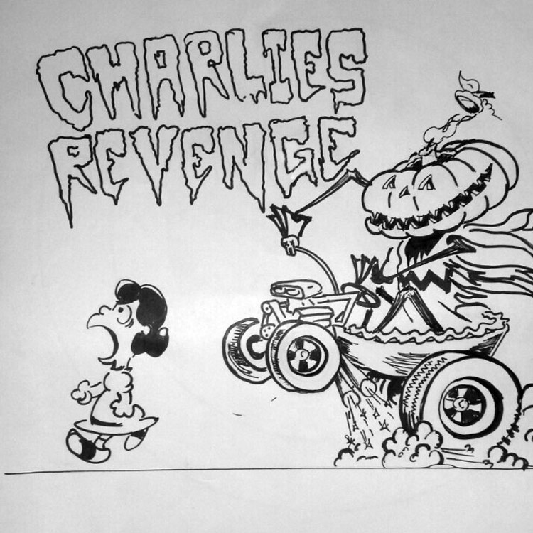 the Great Pumpkin Entry # 9