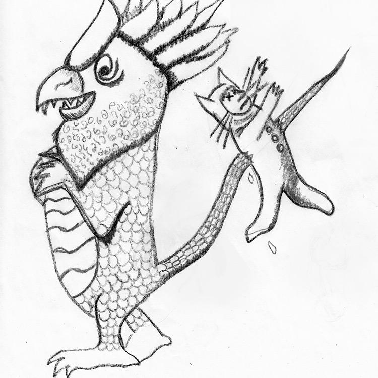 the Piasa Bird Entry # 11
