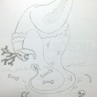 the Piasa Bird Entry # 14