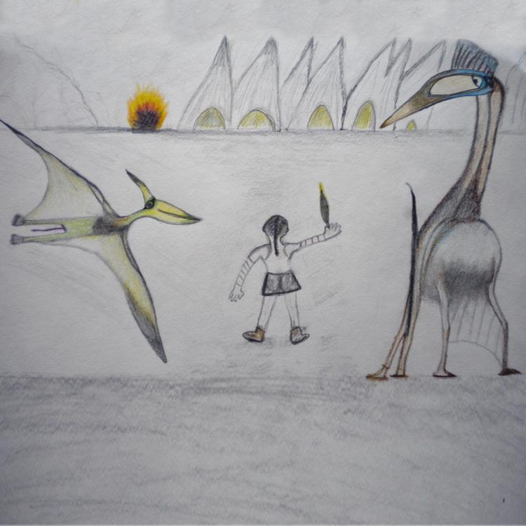 the Piasa Bird Entry # 7