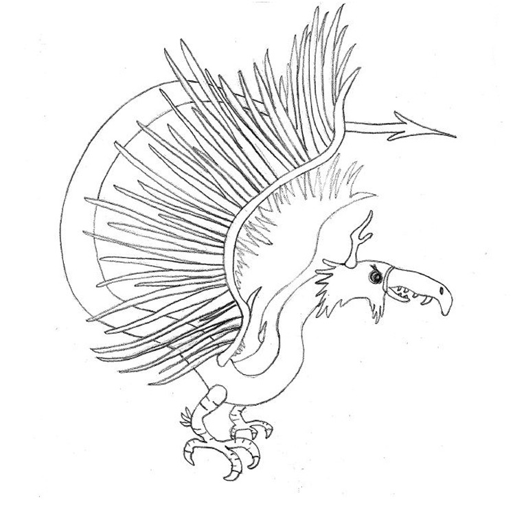 the Piasa Bird Entry # 9