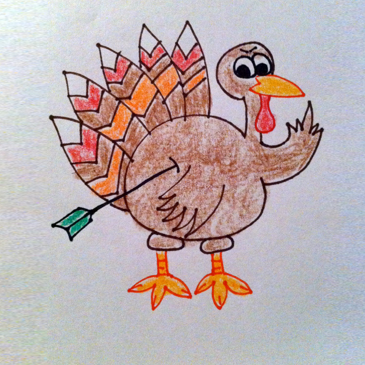 the Turkey Entry # 10
