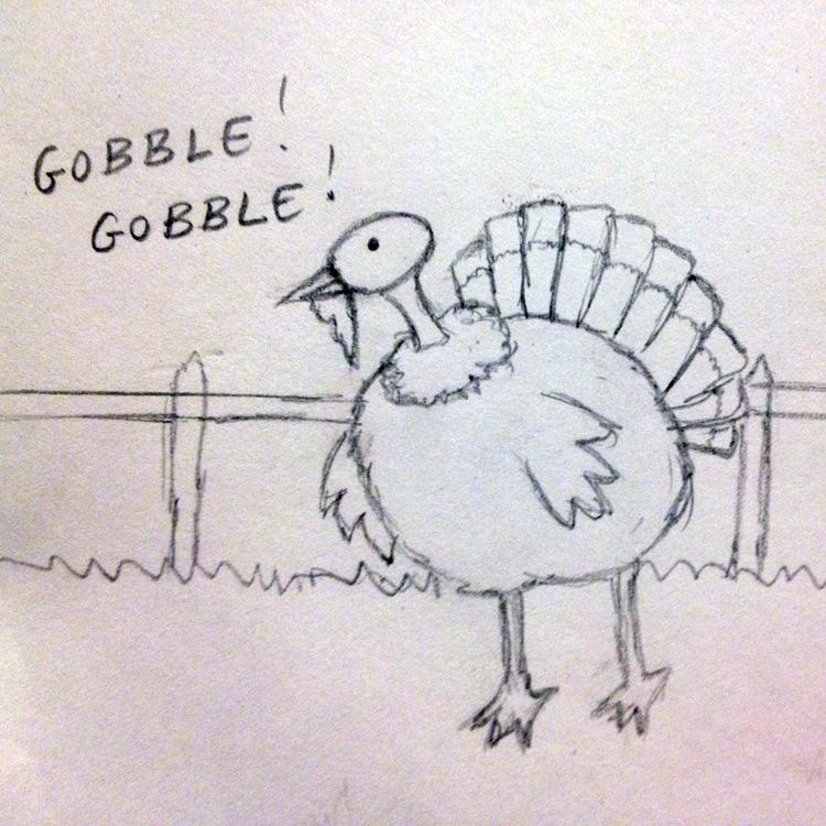 the Turkey Entry # 12