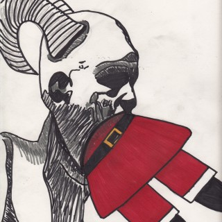 Santa Vs Krampus Entry # 9
