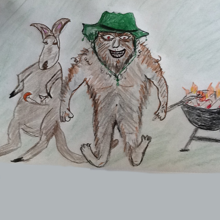The Yowie Entry # 12