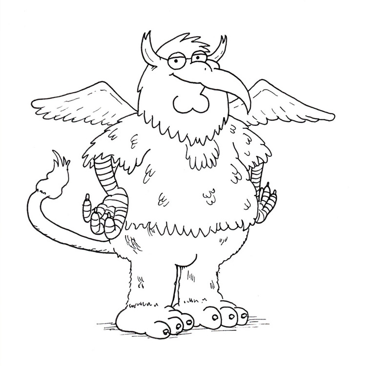 The Griffin Entry # 3