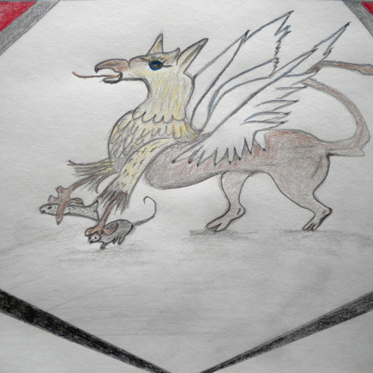 The Griffin Entry # 5